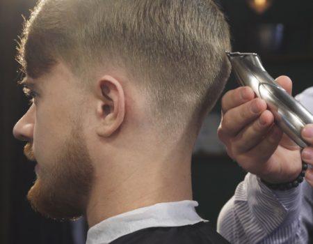 Men's Clipper Cut - H Cuts and Color